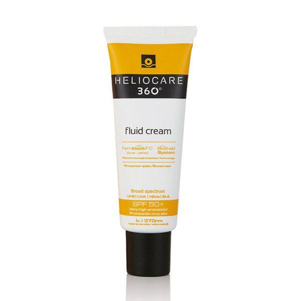 Heliocare 360º Fluid Cream SPF 50+ | Meyer Clinic