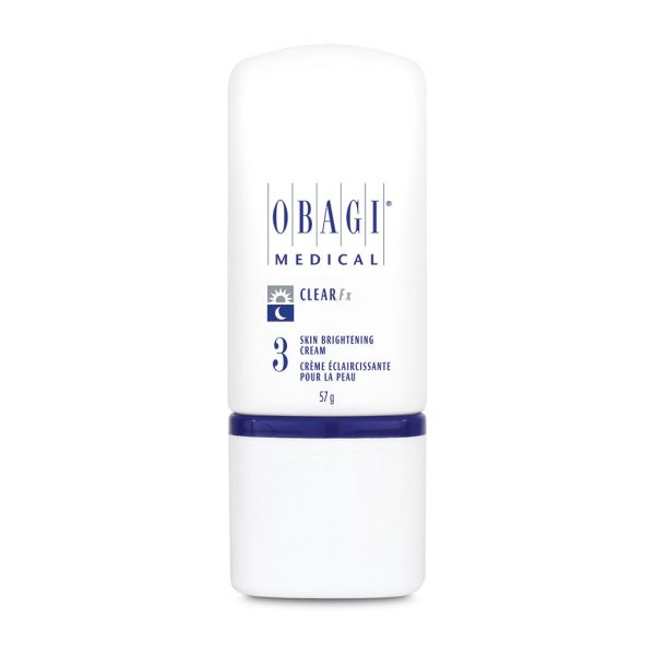 Obagi Clear FX 3 Skin Brightening Cream | Meyer Clinic