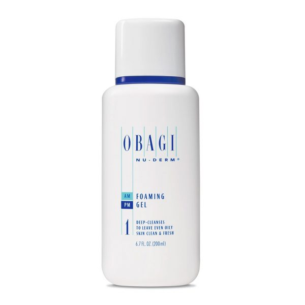 Obagi Nu-Derm Foaming Gel 1 | Meyer Clinic