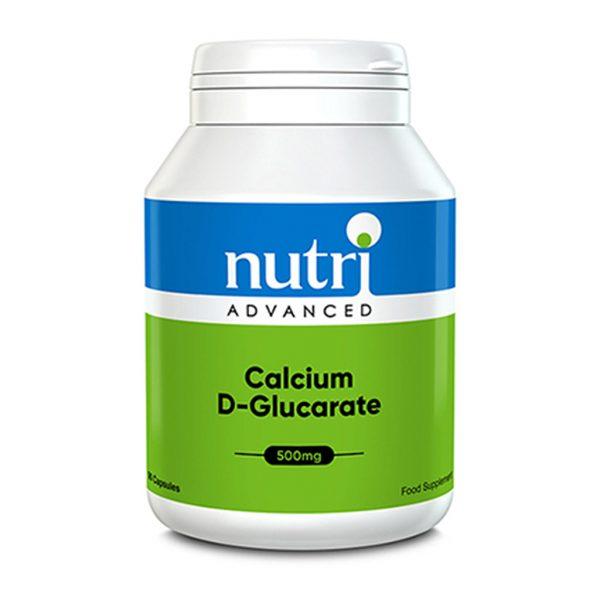 Nutri Advanced Calcium D-Glucarate | Meyer Clinic