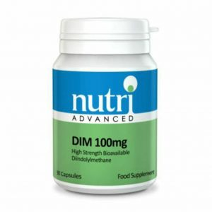 Nutri Advanced DIM (Diindolylmethane) 100mg | Meyer Clinic