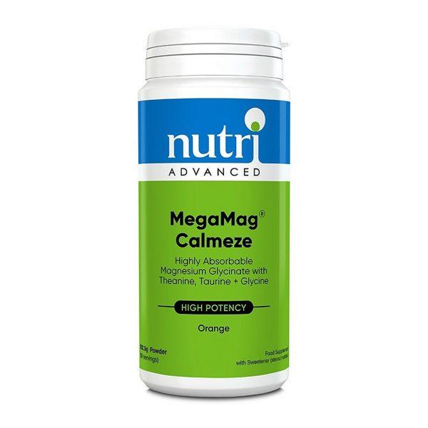 Nutri Advanced MegaMag Calmeze | Meyer Clinic
