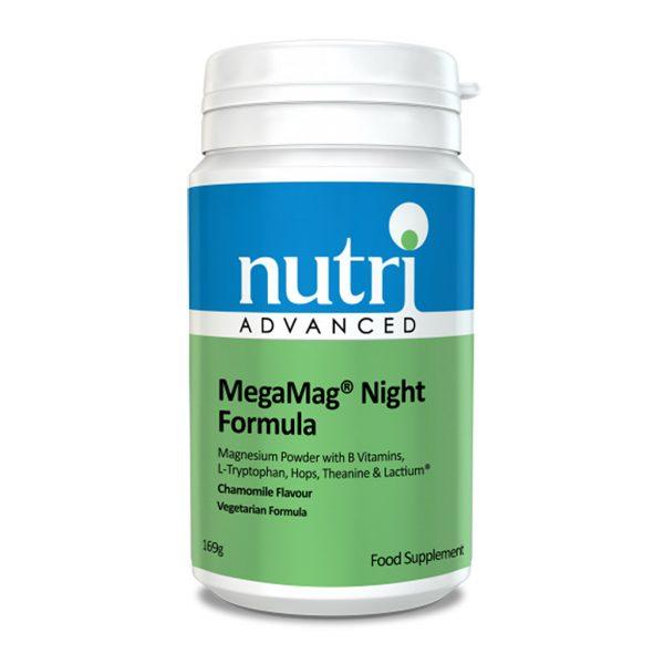 Nutri Advanced MegaMag Night Formula | Meyer Clinic