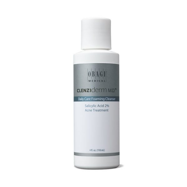 Obagi Clenziderm Daily Care Foaming Cleanser - Acne Treatment | Meyer Clinic