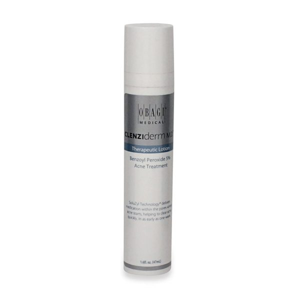 Obagi Clenziderm Therapeutic Lotion - Acne Treatment | Meyer Clinic