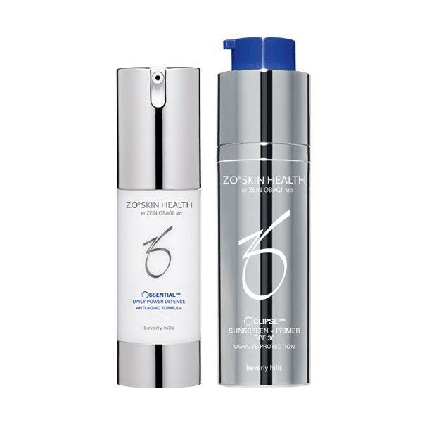 ZO Skin Health Daily Power Defense and Sunscreem + Primer | Meyer Clinic