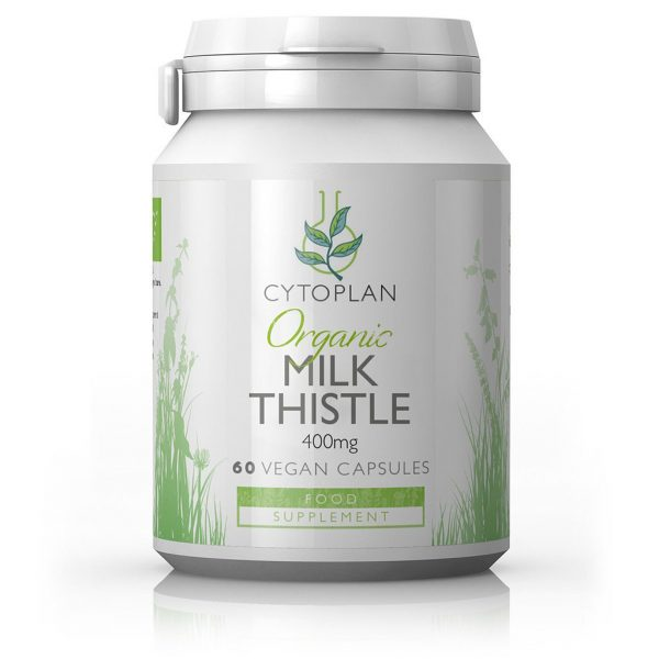 Cytoplan Organic Milk Thistle | Meyer Clinic