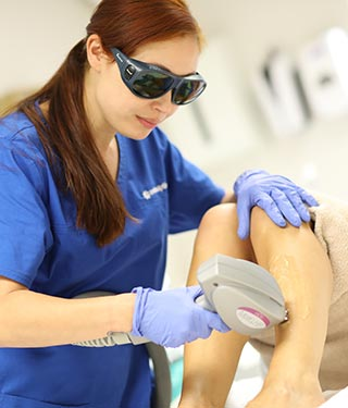 Laser hair removal | Meyer Clinic